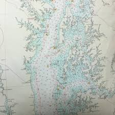 Seafoam Green Wallpaper by Chesapeake Bay North Seafoam Green Vintage Nautical Chart Pillow