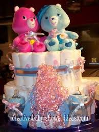 care baby shower how to make a cake for a baby shower