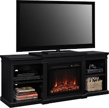 Sears Tv Wall Mount Amazon Com Altra Furniture Manchester Tv Stand With Fireplace 70