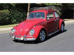 red volkswagen beetle 1964 volkswagen beetle for sale on classiccars com