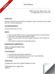 resume accountant sample accountant resume sample australia