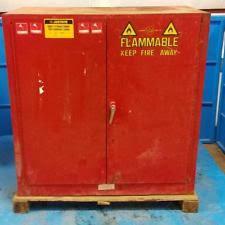 Justrite Flammable Liquid Storage Cabinet Safety Storage Cabinet Ebay