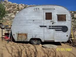 vintage trailers for sale