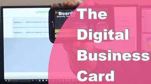 Youtube Business Card Digital Business Card Small Biz Marketing Specialist