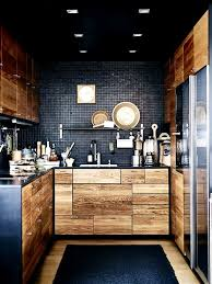 black and kitchen ideas 27 moody kitchen décor ideas digsdigs