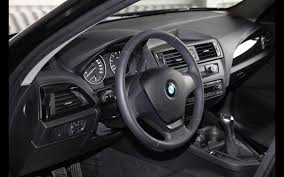 bmw inside 2014 2014 ktw tuning bmw 1 series in black and white interior 5