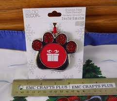 2017 studio decor paw print photo frame ornament ebay