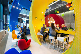 an interview with global google office interior designer firm