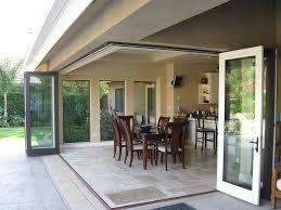 Bifolding Patio Doors Folding Glass And Bifold Patio Doors Grande Room Use A Bifold