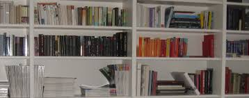 Self Assembly Bookshelves by Wall Panelling Wood Wall Panels Painted Bookshelves