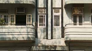 art deco balcony mumbai has the world s second largest collection of art deco