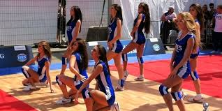 the sports fan zone efes cheerleading academy highlights the fan zone experience news