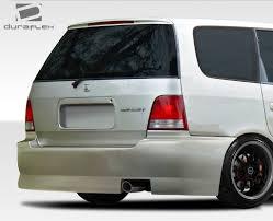 honda odyssey rear bumper toyota rear bumpers honda odyssey fab rear bumper 95 96 97 98