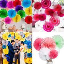paper fans decorations paper fan decorations ebay