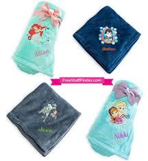 10 disney fleece blanket 1 personalization