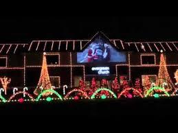 Church Lights Christmas Lights At Evergreen Church Youtube