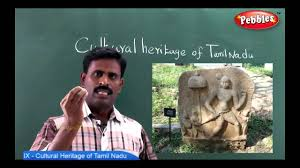 samacheer 9th std social science history cultural heritage of