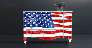 flag decorations for home election day a collection of american flag home decor abode