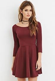 fit and flare dress forever 21 17 best images about wish list on crew neck