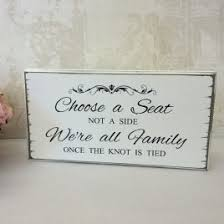 Wedding Seating Signs Wedding Table Signs Archives
