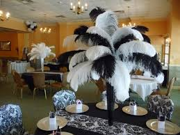 Ostrich Feather Centerpieces Wholesale by Wedding Centerpieces With Big Ostrich Feathers Fake Ostrich