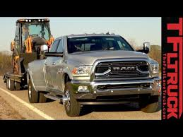 2004 dodge ram 3500 diesel specs 2016 ram 3500 dually review towing 30 000 pounds with only 900