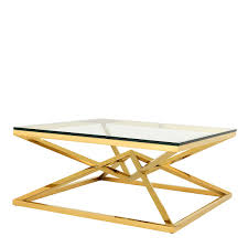 eichholtz coffee table connor gold coffee tables u0026 side tables