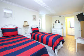 Two Twin Beds by Condo Rental In Captiva Fl Osprey Views