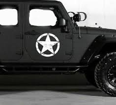 jeep wrangler grips army decal sticker kit for jeep wrangler rubicon defence