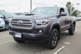 new toyota truck new 2017 toyota tacoma trd sport sacramento ca maita toyota of