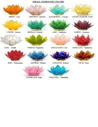 lotus flower color meanings lotus capiz shell candle holders