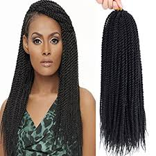 crochet braid hair befunny 8packs 18 senegalese twist crochet hair