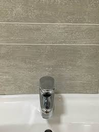 Plastic Wall Panels For Bathrooms by Multi Tile Greystone Tile Effect Panel Bathroom Cladding Pvc