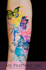watercolor butterfly by mentjuh on deviantart