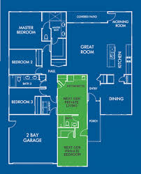 Next Gen Homes Floor Plans Builders Adding Self Contained Suites To Single Family Homes The