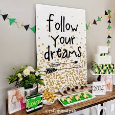 college graduation centerpieces 25 diy graduation party decoration ideas hative