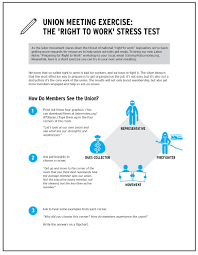 what to write in strengths and weakness in resume union meeting exercise the right to work stress test labor notes click here to download a printable version of this exercise including the graphics and instructions