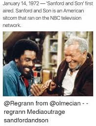 Sanford And Son Meme - january 14 1972 sanford and son first aired sanford and son is an