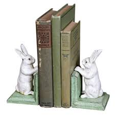 bunny bookends 7 best cool bookends images on bookends irons and
