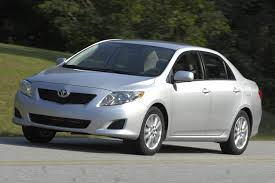 2009 toyota corolla overview cars com