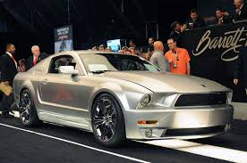iacocca mustang price barrett jackson 2013 ford mustang wrap up mustangs daily