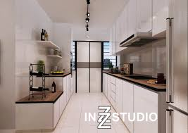 Kitchen Designing Online Hdb Flat Kitchen Design