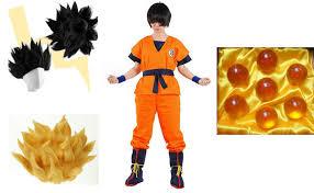 Dragon Ball Halloween Costumes Goku Costume Diy Guides Cosplay U0026 Halloween
