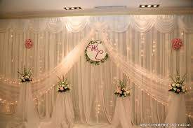 wedding backdrop name wedding stage backdrop decoration