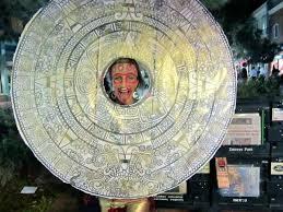 Mayan Halloween Costume Carnival 2012 Psychological Study 2012 Phenomenon