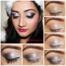 fresh makeup with 1920s makeup step by step with holiday glam makeup tutorial 2016 look 2