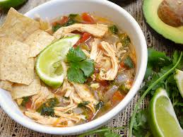 cooking light chicken tortilla soup chicken and lime soup budget bytes