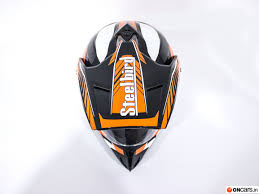 motocross helmet reviews steelbird sb 42 airborne motocross helmet review find new