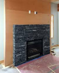 fireplace stone newland architecture the stone is from rubble tile