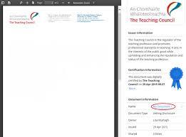 Garda Vetting U0026 The National Vetting Bureau Acts 2012 To 2016 by Digitary Faqs For Teachers Teaching Council